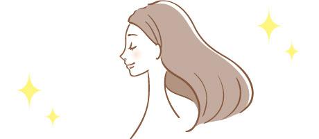 美しい自分磨きに励む女性
